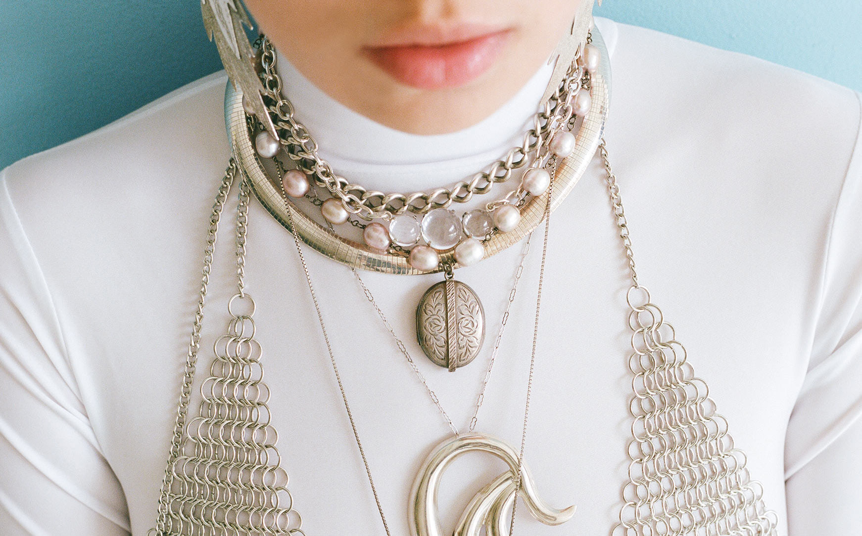 Wilkie Necklace