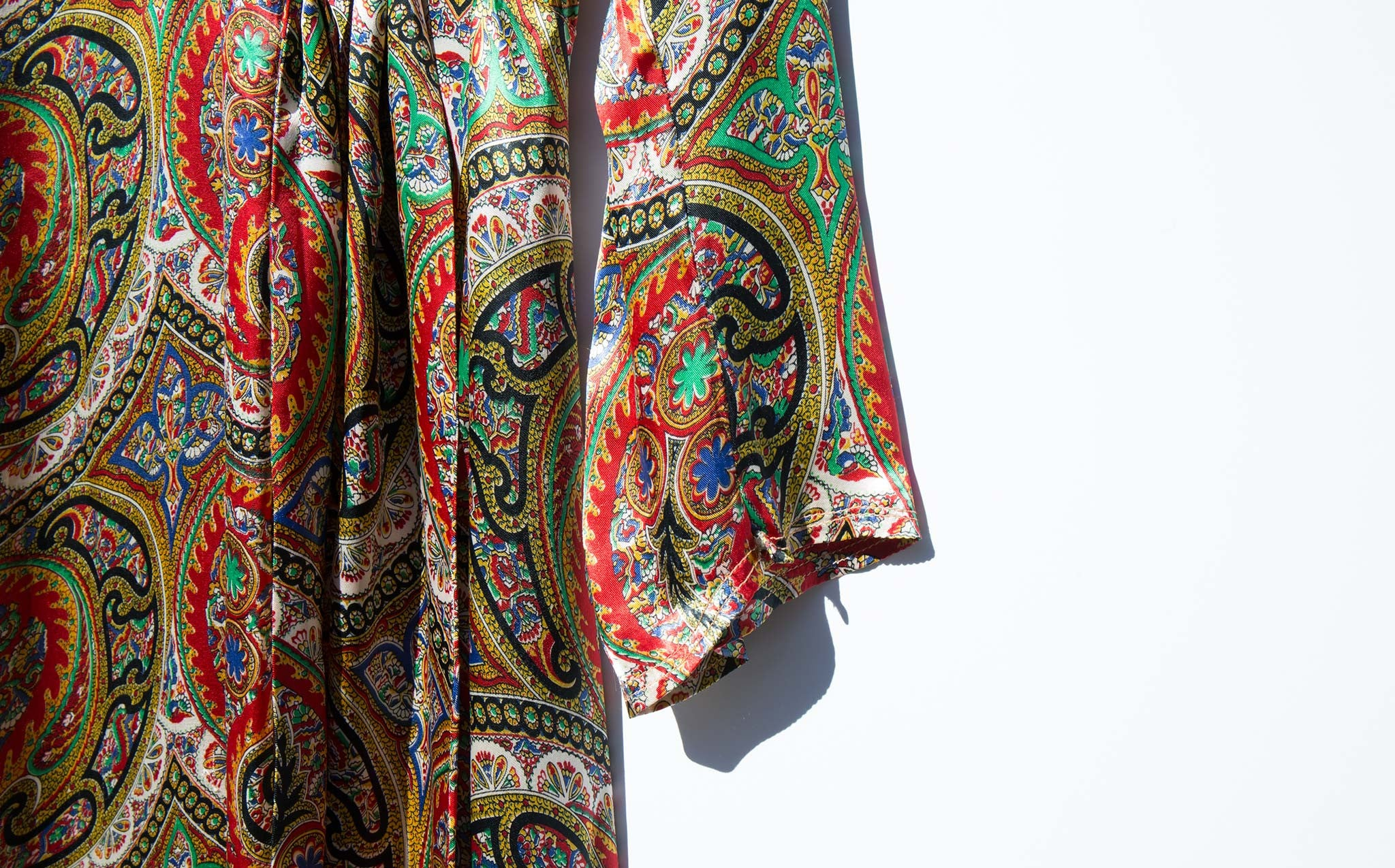 Paisley Evening Robe