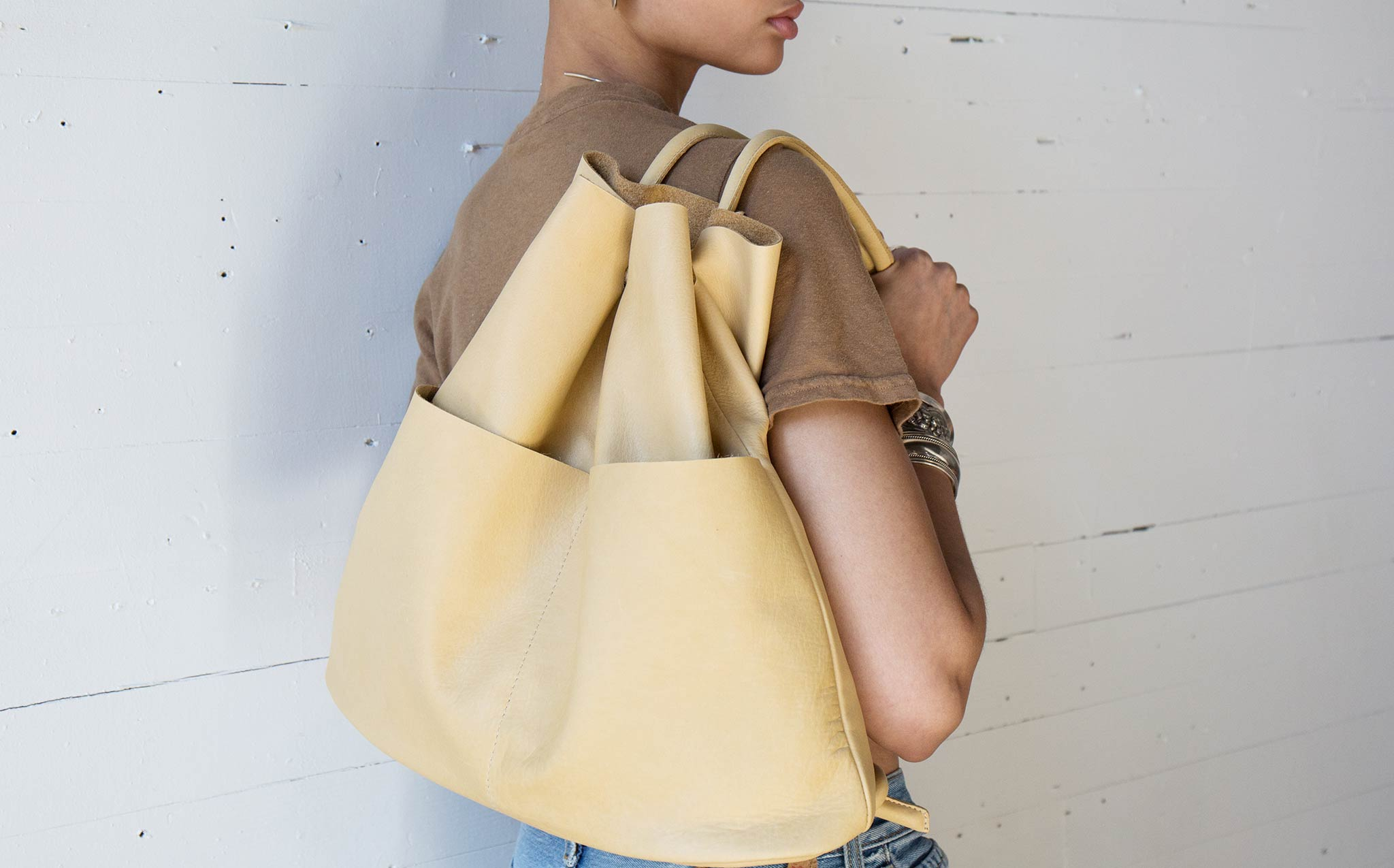 Are Studio Blonde Lade Backpack