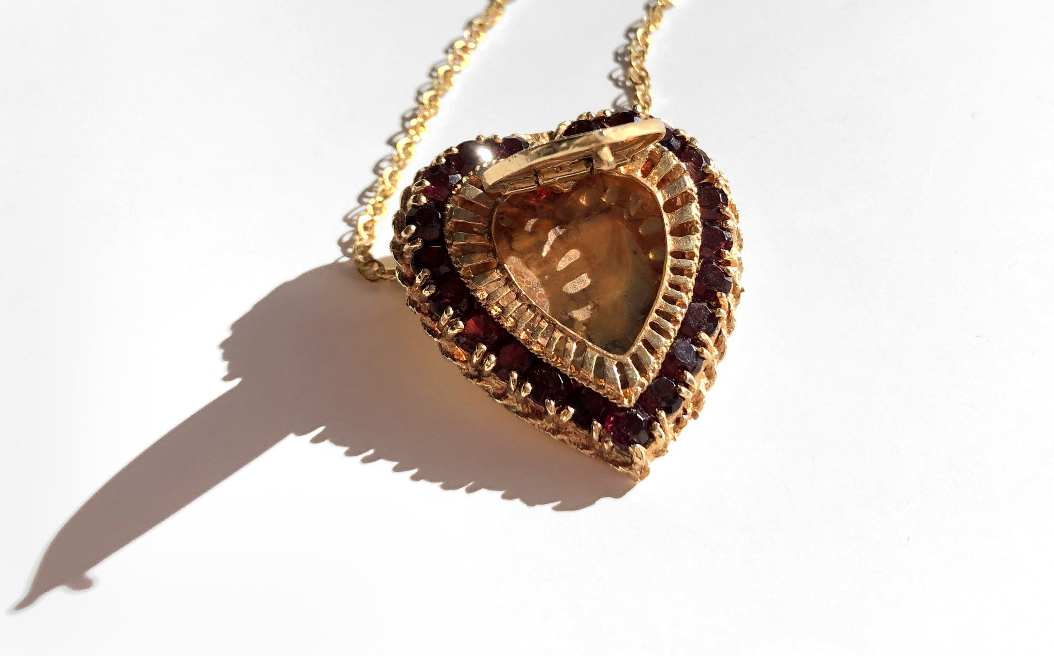 Total Eclipse of the Heart Necklace