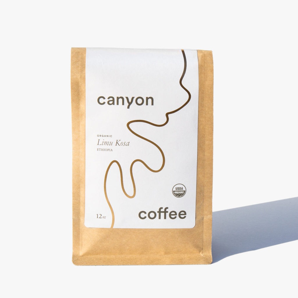 Canyon Coffee Ethiopian Limu Kosa