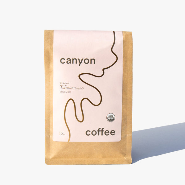 Canyon Coffee Columbian Tolima Especial