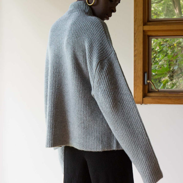 Creatures Of Comfort Funnel Neck Sweater