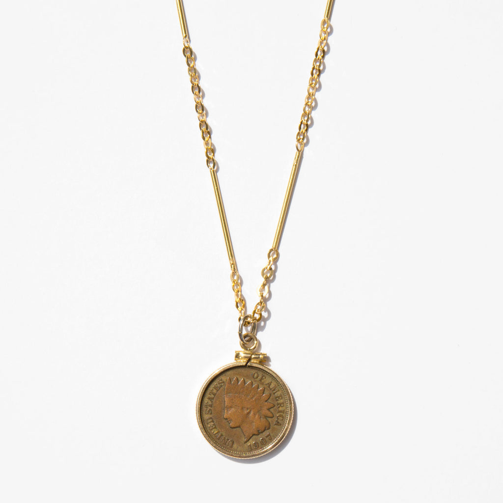 1907 Pendant Necklace