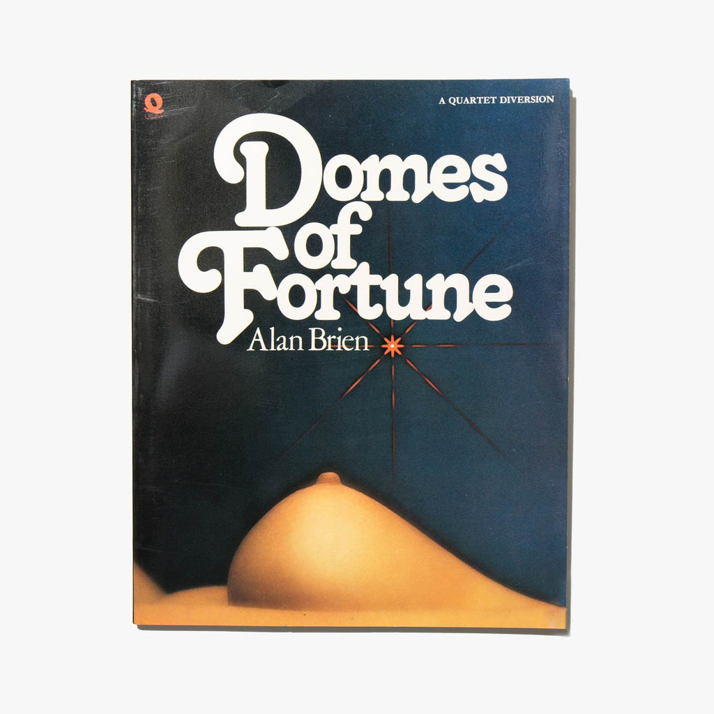 Domes of Fortune – Alan Brien (First Edition)