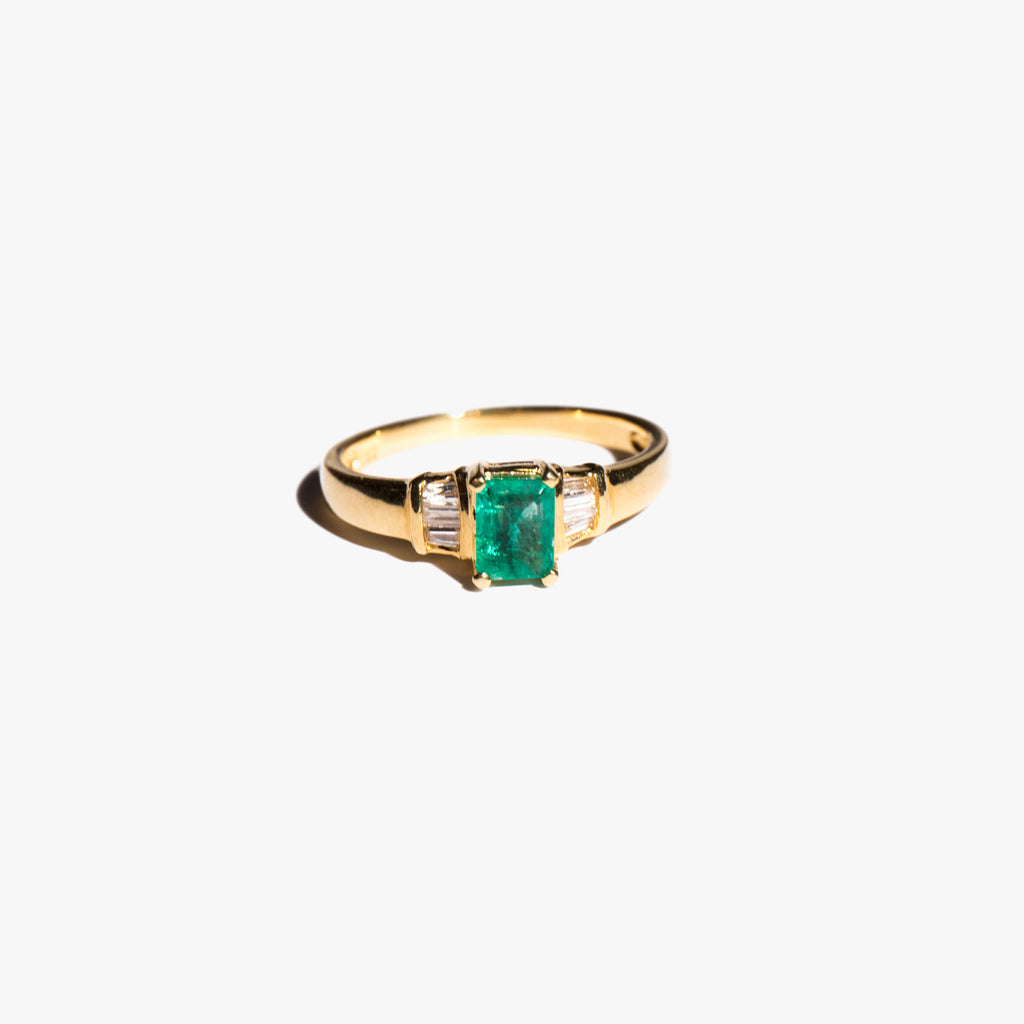 The Emerald City Ring