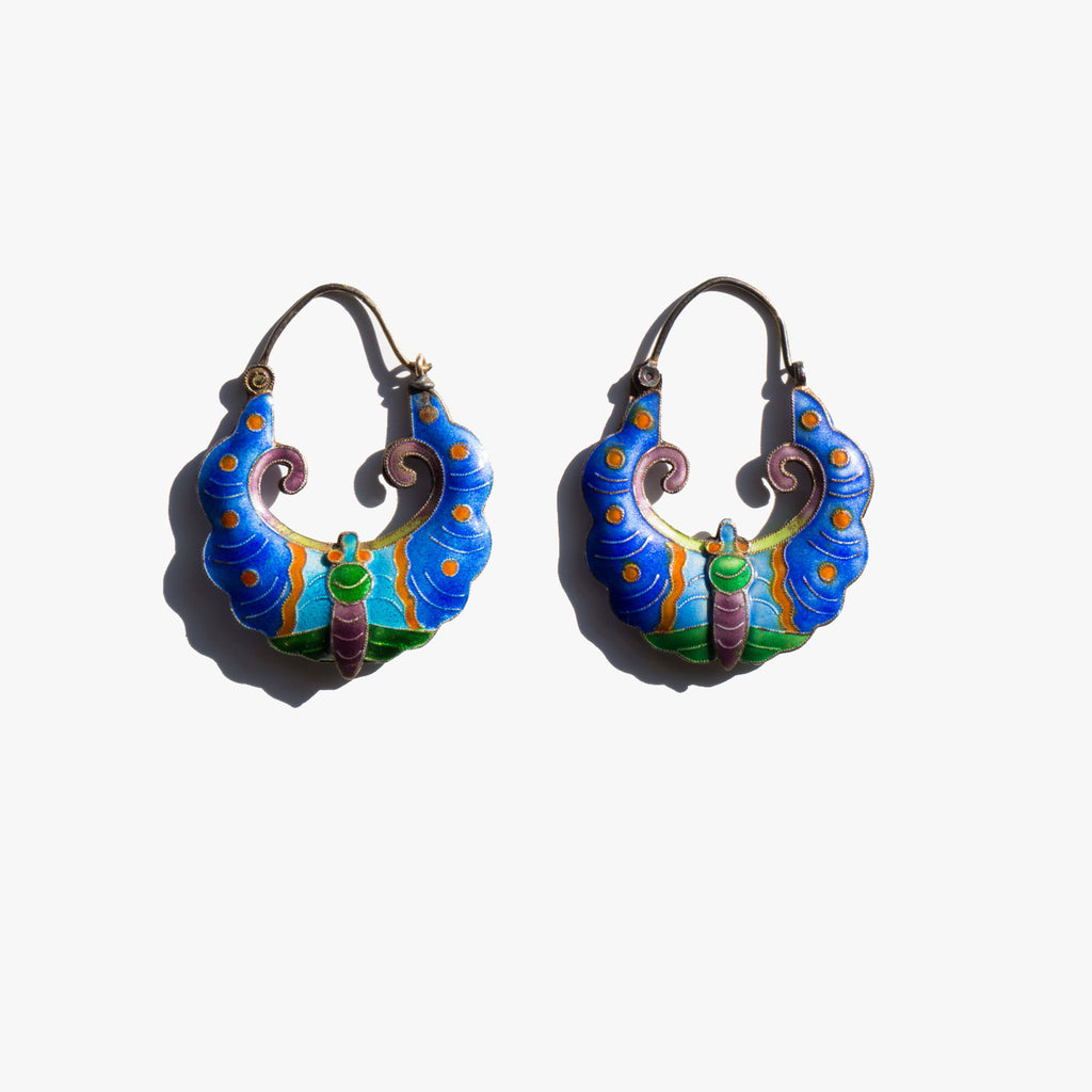 The Creator's Bag Earrings