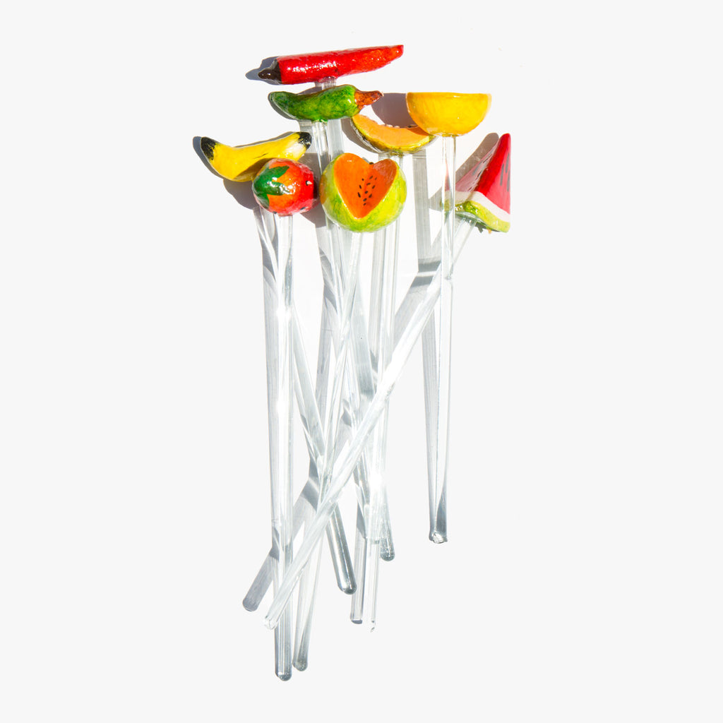 Carmen Swizzle Sticks
