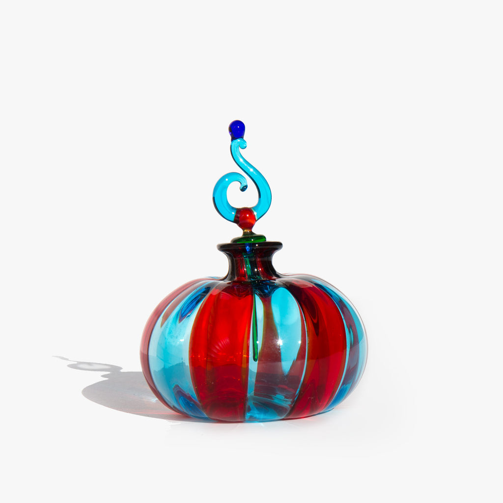 Murano Clown de Cirque Perfume Bottle