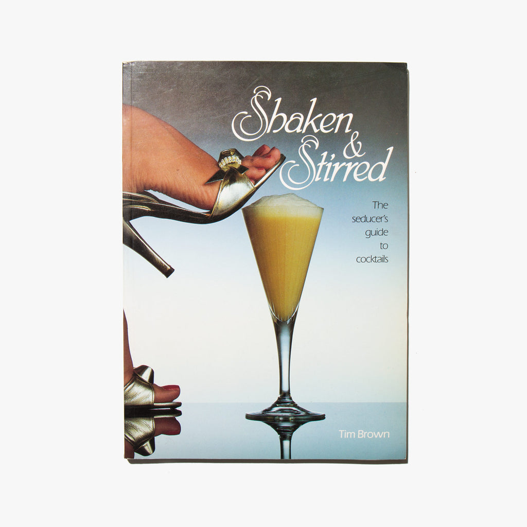 Shaken and Stirred – Tim Brown