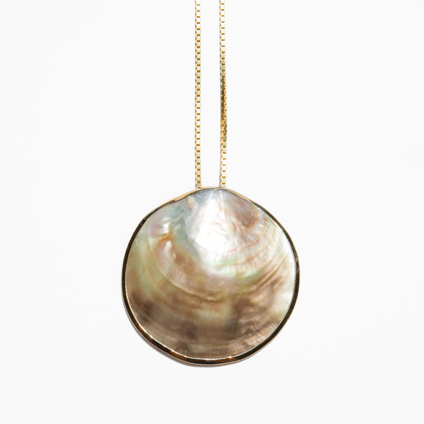 Mother of Pearl Power Pendant
