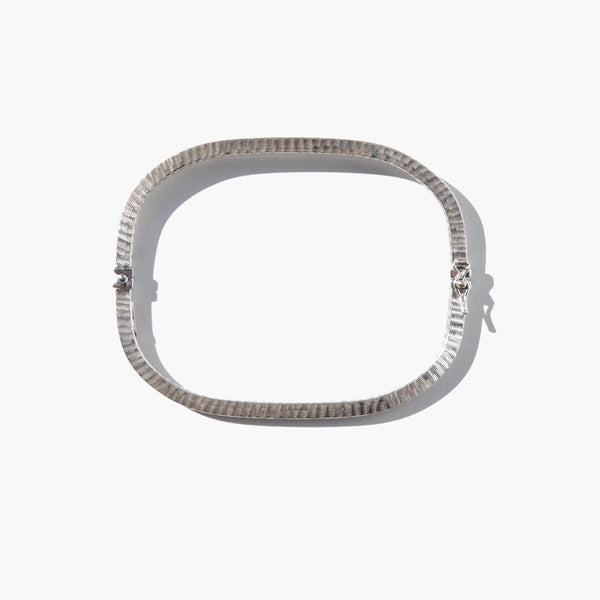G Elliot Bangle White Gold