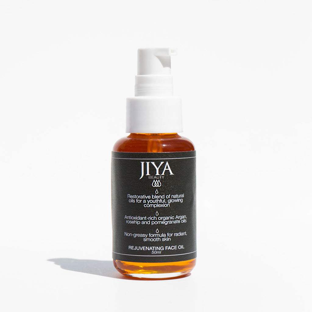Jiya Beauty Rejuvenating Face Oil