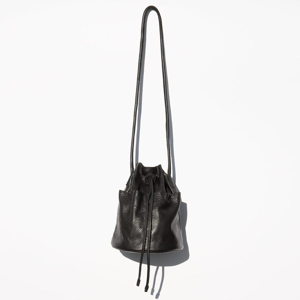 Are Studio Onyx Cylinder Bucket Bag