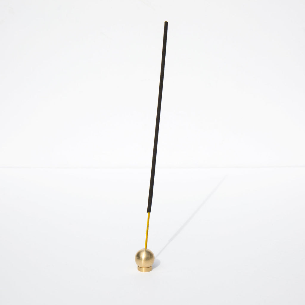 Sumitani Hakuhodo Brass Incense Holder