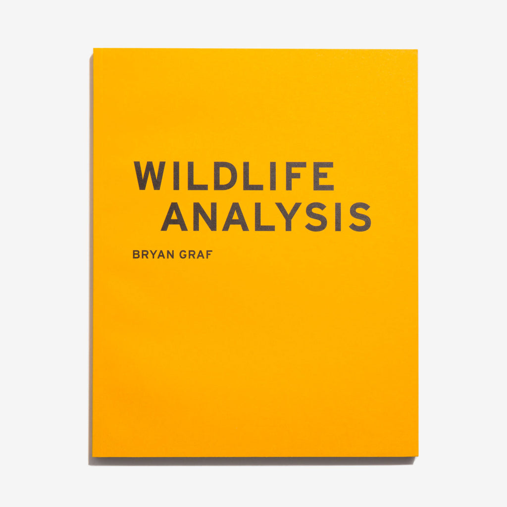 Wildlife Analysis - Bryan Graf
