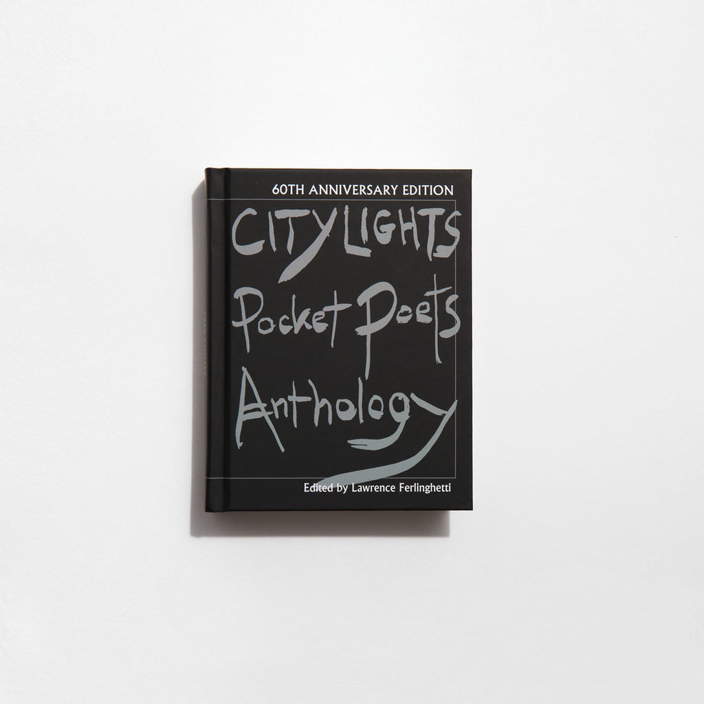 City Lights Pocket Poets Anthology, 60th Anniv. Ed.