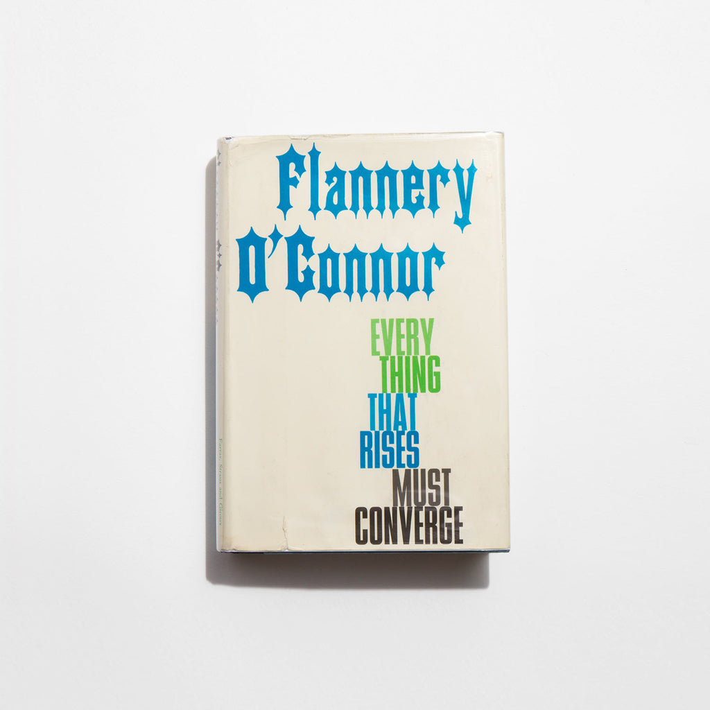 Everything that Rises Must Converge - Flannery O Connor