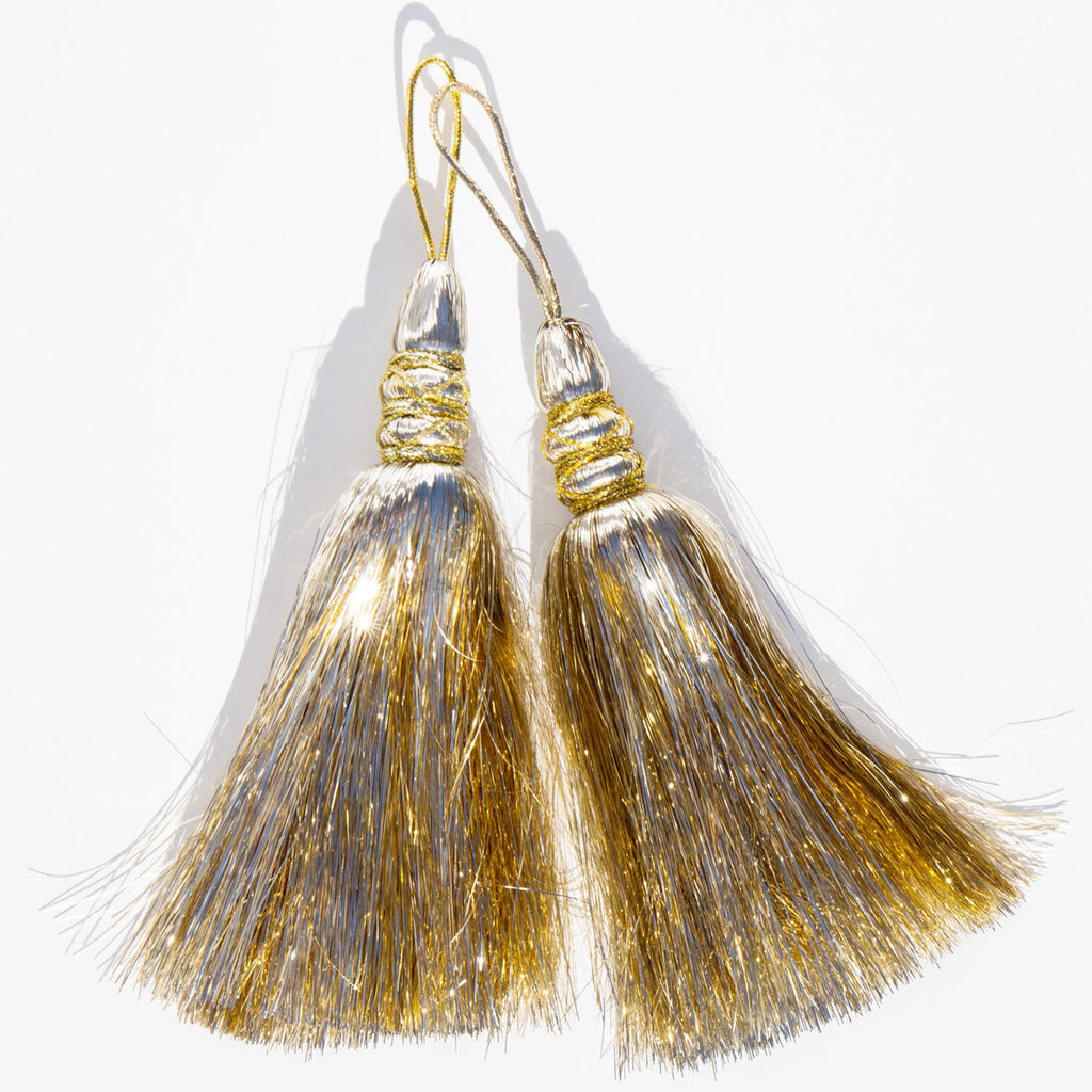 Holiday Tassels