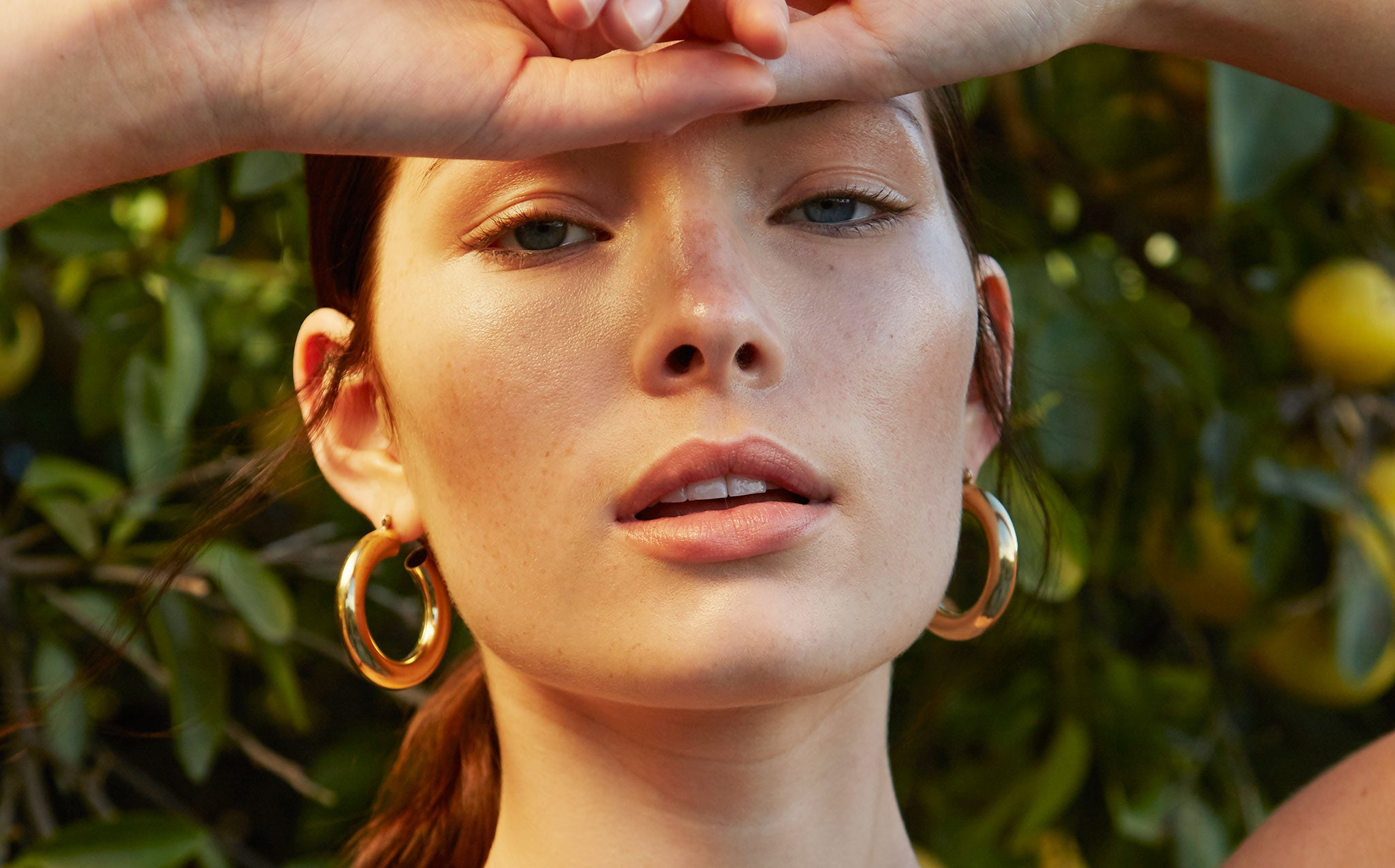 Laura Lombardi Round Hoops
