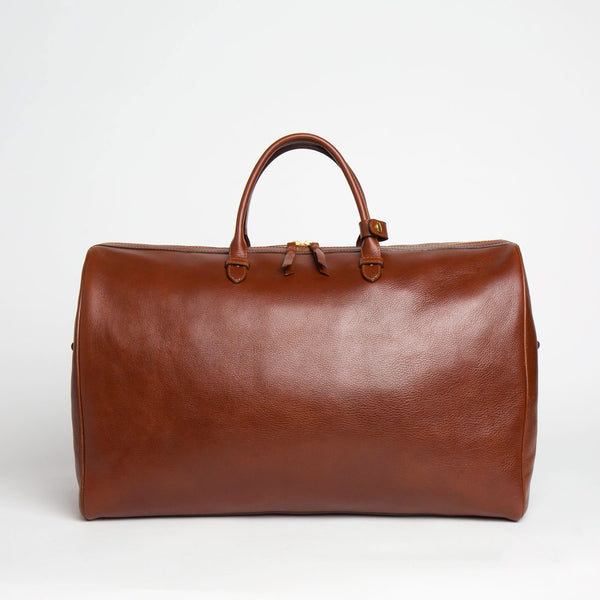 Lotuff Chestnut Weekender Bag