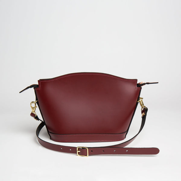Lost Property of London Oxblood Mini Mini Elwin