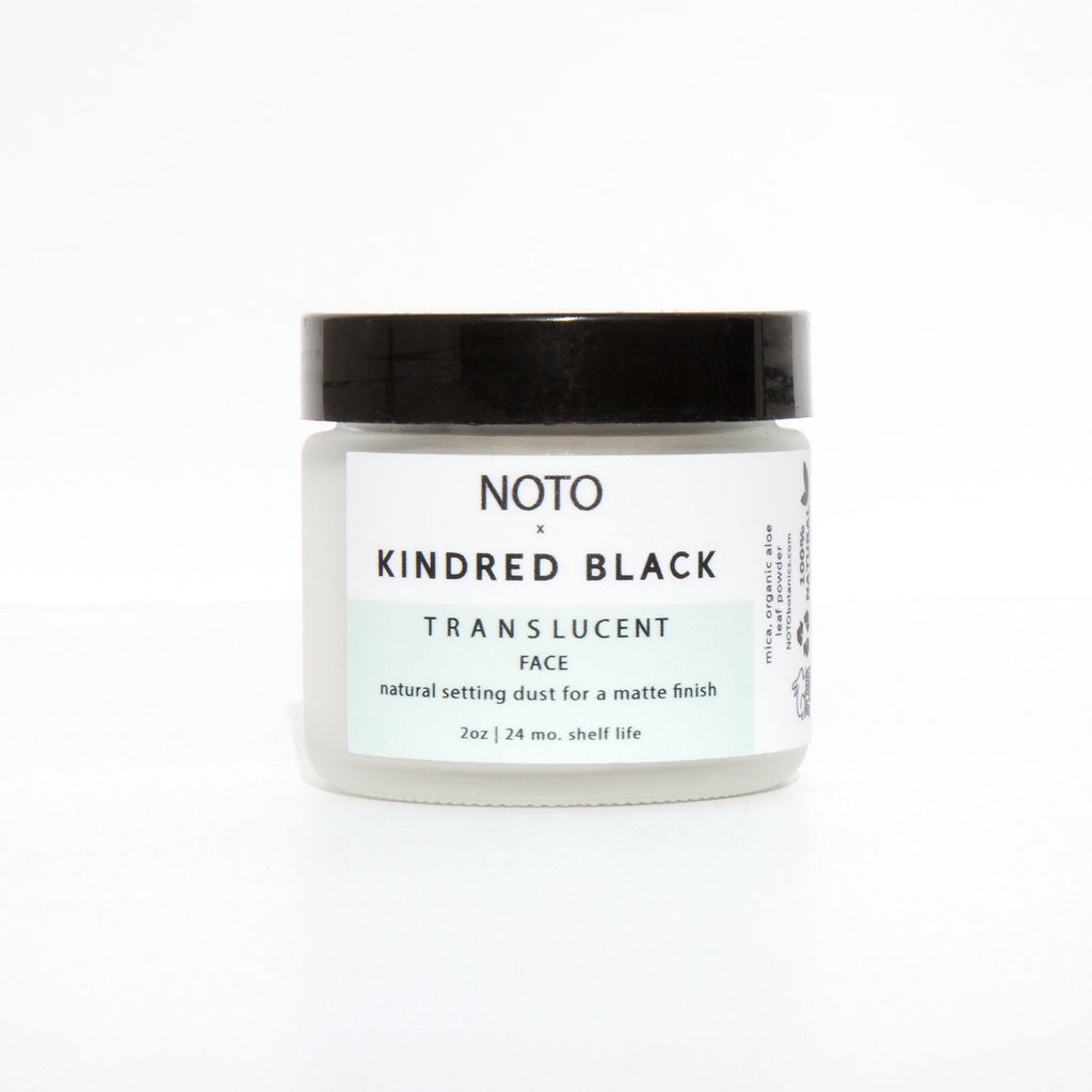 Noto Botanics Translucent Setting Powder