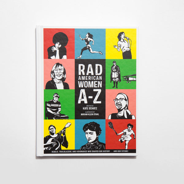 City Lights Rad American Women A-Z