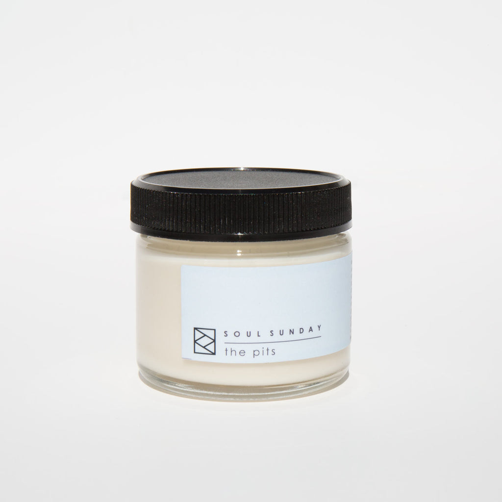 Soul Sunday The Pits Natural Deodorant