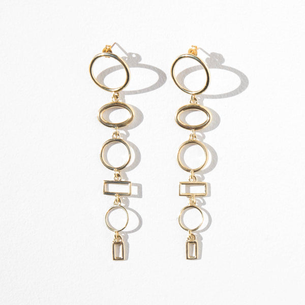Laura Lombardi Mina Earrings