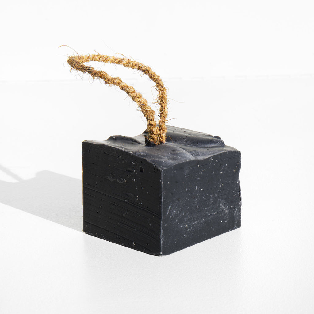Mater Charcoal Rope Soap