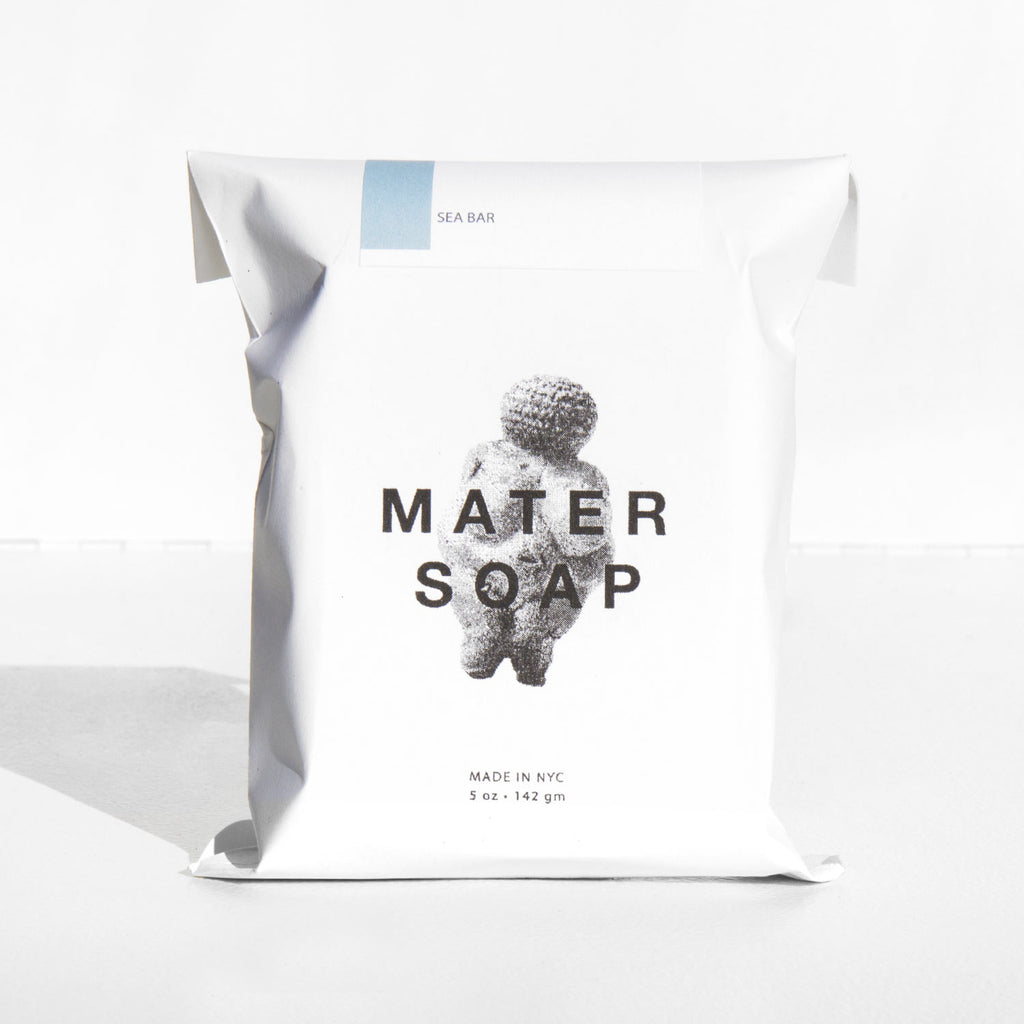 Mater Soap Sea Bar