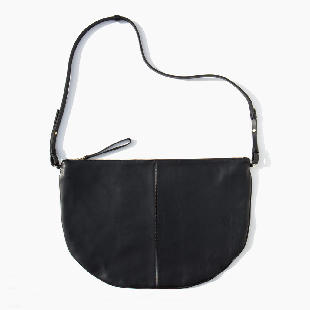 Modern Weaving Black Aureole Bag