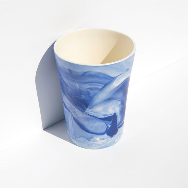 Workaday Handmade Marbled Cup