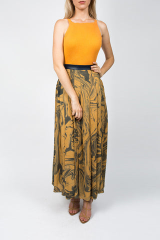 Silk Serena Skirt