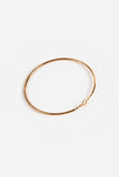 Helm of Awe Bangle Rose Gold