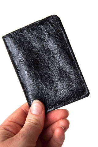 Black Cod Card Holder