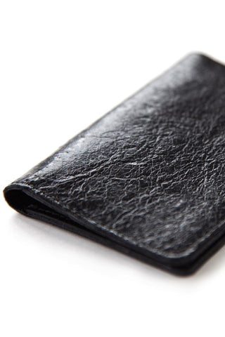 Black Wolffish Card Holder