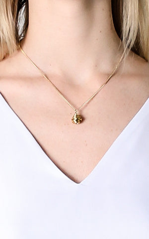 Gold Asteria Necklace