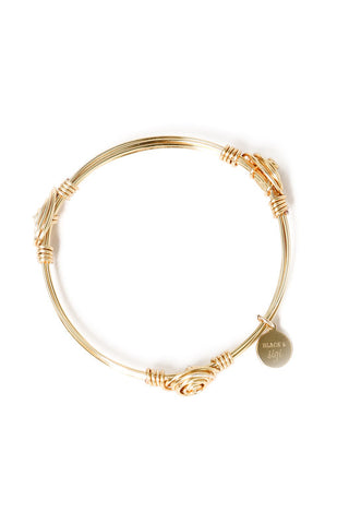 Gold Becca Bangle