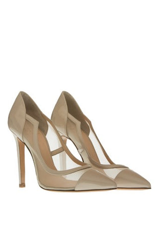 Beige London High Heels