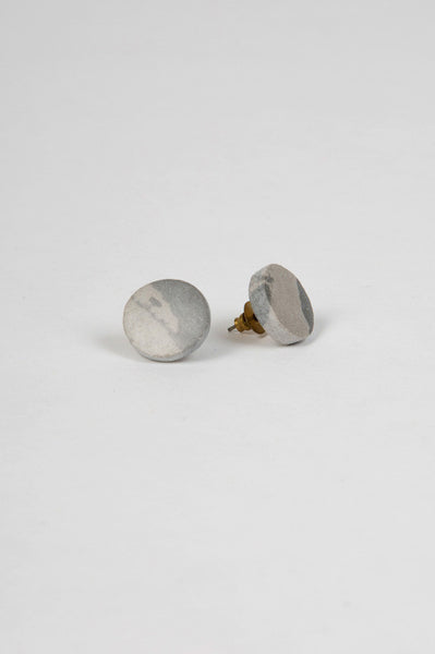 Luna Small Stud Earrings