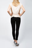 TARLEE Lily & Carter black stretch trousers leggings