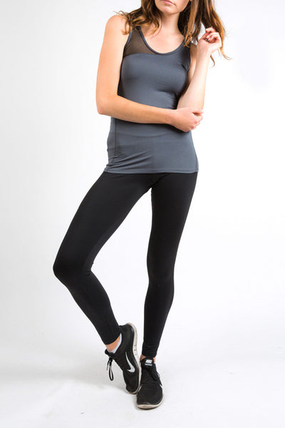 Black Fitness Leggings