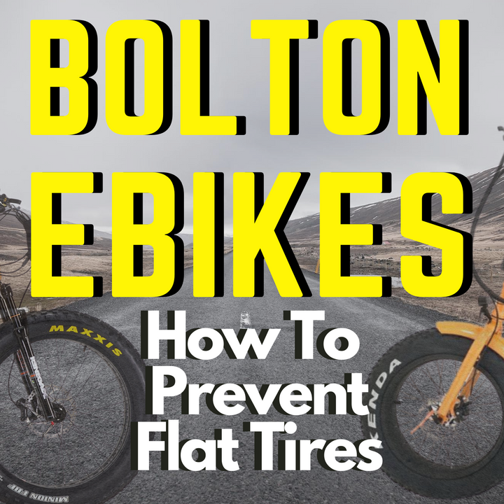 How To Prevent Flat Tires | EP 31