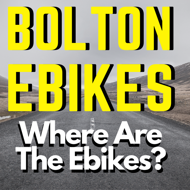 Where Are The Ebikes? | EP 18