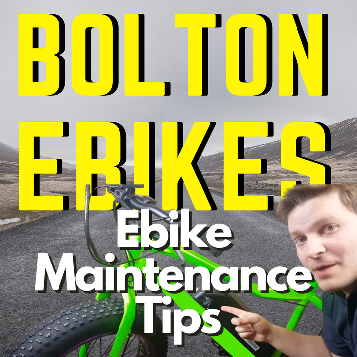 Ebike Maintenance Tips | EP 32