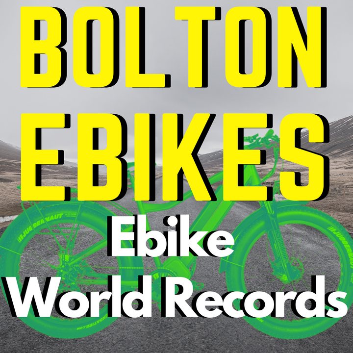 Ebike World Records | EP 55
