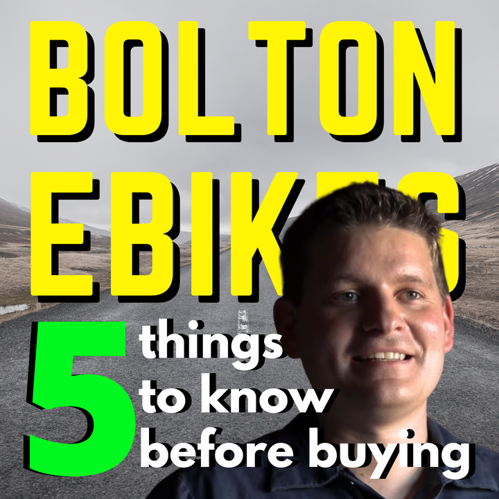 5 Things To Know Before Buying An Ebike | EP 2