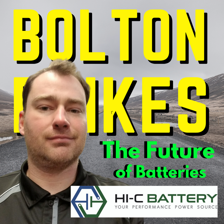 The Future Of Batteries with Patrick Duggan | EP 4